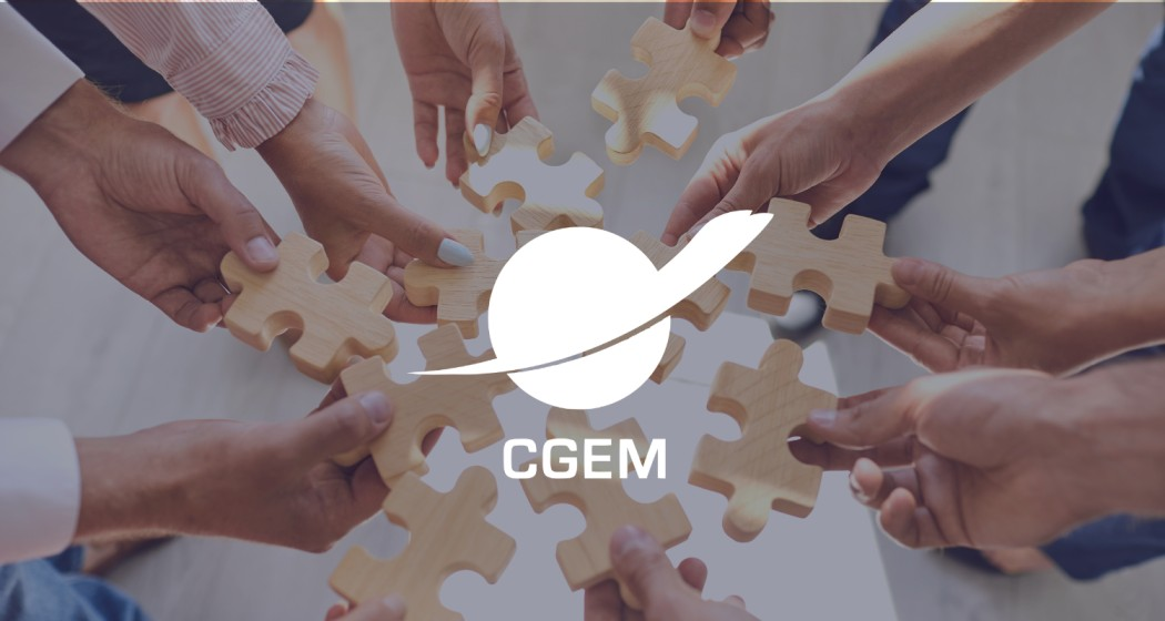 CGEM is the official representative